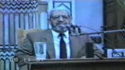 فى ذكرى وفاة الحاج حسن جودة حديث الثلاثاء 1