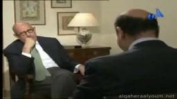 د.محمد البرادعى في برنامج القاهرة اليوم الجزء الثاني وحوار عن الأحداث الجارية الجزء الرابع