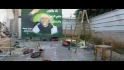 الشيخ المجاهد رائد صلاح .. رئيس الحركة الإسلامية داخل الخط الأخضر .. فى أقوى الكلمات