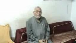 حوار مع الشيخ نصر السيد بعد الإفراج عنه .. يتحدث عن الإنتهاكات والتعذيب الذى تعرض له فى السجون- الجزء الخامس