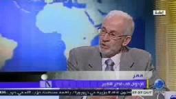 أ/ إبراهيم منير : القيادى بجماعة الإخوان..الإخوان فى قطار التغيير .. أضواء على الأحداث قناة الحوار