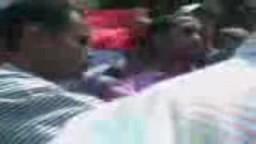 وقفة احتجاجية للجمعية المصرية للتغيير في ذكرى الأربعين لشهيد الطوارئ- خالد سعيد
