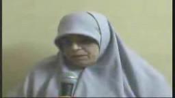 نساء فى دروب الإخوان ..  الحاجة فوزية عبد المجيد زوجة الحاج السيد نزيلي - ج1