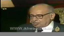 شاهد على العصر مع الأستاذ فريد عبد الخالق عضو مكتب الإرشاد السابق ..7