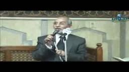 عزاء الدكتور أحمد العسال(رحمه الله) .. وكلمة لفضيلة المرشد العام الدكتور محمد بديع