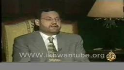 شاهد على العصر مع الأستاذ فريد عبد الخالق عضو مكتب الإرشاد السابق ..8