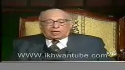 شاهد على العصر مع الأستاذ فريد عبد الخالق عضو مكتب الإرشاد السابق ..13