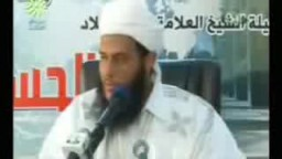 الشيخ الددو   وغزة- بين أبي عمرو قارئ البصرة والحجاج - للعبرة