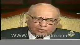شاهد على العصر مع الأستاذ فريد عبد الخالق عضو مكتب الإرشاد السابق ..14