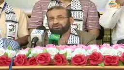 كلمة القائد هنية في  نتائج انتخابات نقابة المهندسين بغزة