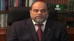 """تهنئة الشيخ أبو جرة سلطانى رئيس حركة مجتمع السلم """" إخوان الجزائر """" بمناسبة شهر رمضان"""