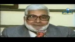 تعلمت منهم- الدكتور محمود عزت مع الأستاذ عباس حسن السيسي