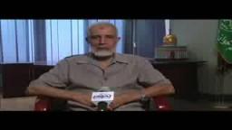 تعلمت منهم- الدكتور محمود عزت نائب المرشد العام  و الأستاذ عمر التلمساني