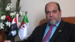 الشيخ أبو جرة سلطاني رئيس حركة مجتمع السلم