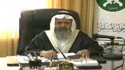 تهنئة فضيلة د.همام سعيد المراقب العام للإخوان المسلمين فى الأردن بمناسبة حلول عيد الفطر المبارك