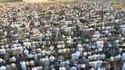 خطبة القائد اسماعيل هنية في صلاة عيد الفطر المبارك