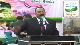 خطبة صلاة عيد الفطر بشارع ابو ورده 2010 والتى القاها المهندس على عبد الفتاح