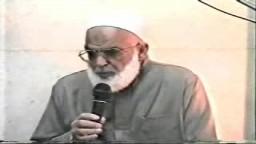 حسن الخاتمة - مشهد حقيقي  يموت و هو يعطي درس بالمسجد