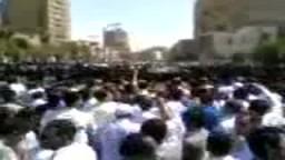 مشاهد من جنازة الحاج مصطفى عوض الله رحمه الله نائب بندر الفيوم