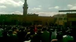 مشاهد من جنازة الحاج مصطفى عوض الله رحمه الله نائب بندر الفيوم عضو الكتلة البرلمانية لجماعة الإخوان