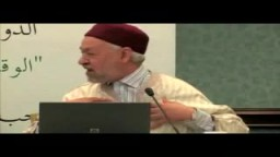 الشيخ راشد الغنوشي: الوقف وفكرة المجتمع المدني