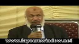 حوار مع النائب كمال نور الدين في عزاء الحاج مصطفى عوض الله(رحمه الله)