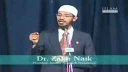 Dr. Zakir Naik wins the debate with one statement !