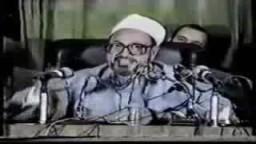 الدكتور يوسف القرضاوى: ندوة الإسلام والعلمانية .. 8