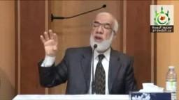الدكتور عمر عبد الكافى .. محاضرة بعنوان اليقين .. ج 3