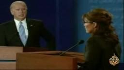 - أول مناظرة بين المرشحين لمنصب نائب الرئيس الأمريكي