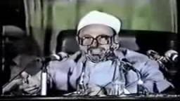 الدكتور يوسف القرضاوى: ندوة الإسلام والعلمانية .. 11