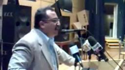 كلمة أ.  ابراهيم عيسى في احتفال نقابة الصحفيين--2