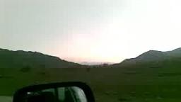 امطار قرى وادي حجر -