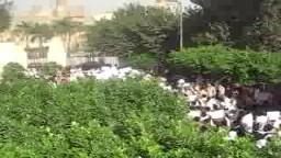 طلاب الأزهر فى مسيرة فلسطين فى قلب مصر_2