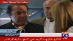 - اعتقال رئيس الوزراء الباكستاني السابق نواز شريف