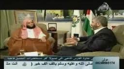 ا خالد مشعل علي قناة الفجر  ج 1