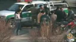 شرطة طهران تبدأ تنفيذ مشروع - الانضباط الاجتماعي-