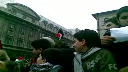 اصوات المسلمين تزلزل سماء بخارست