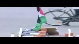 فعاليات نعوش شهداء غزة في ساحة كوبنهاجن الرئيسية، 17ـ01ـ2009