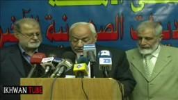 نداء المرشدالعام للاخوان المسلمين للامة بشان التهديدات الصهيونية الاخيرة حصريا على اخوان تيوب