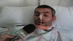 حوار مع حماده عبد اللطيف ضحية تعذيب أحد ضباط الشرطة