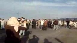 مجدي احمد حسين يصول ويجول علي معبر رفح
