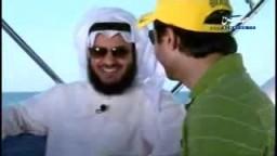 - -في ضيافتهم مع الشيخ مشاري العفاسي 1 - 6-
