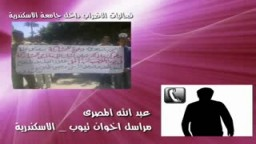 متابعه فعاليات الاضراب مع مراسل اخوان تيوب فى الاسكندرية