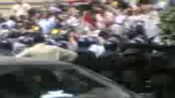 مظاهرات 6 ابريل2009 - نقابه الصحفيين
