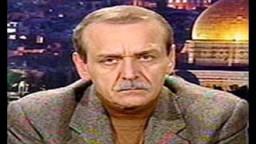 ياسر عبد ربة يتهجم على صحفى ويصفة بالوقح  والرخيص عندما سئلة عن موقفة من حماس