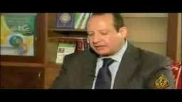 -لقاء فضيلة المرشد العام للإخوان المسلمين مع قناة الجزيرة الجزء ب-