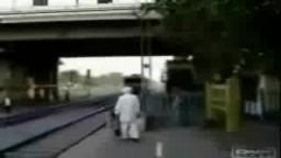 القطار المجنون