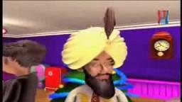 المفتش كرومبو مع المهراجا فى الهند مين الى سرق الجوهرة 