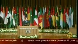 بشار الاسد يحذر اسرائيل من ان رفضها للسلام سيؤدى الى مزيد من التوترات
